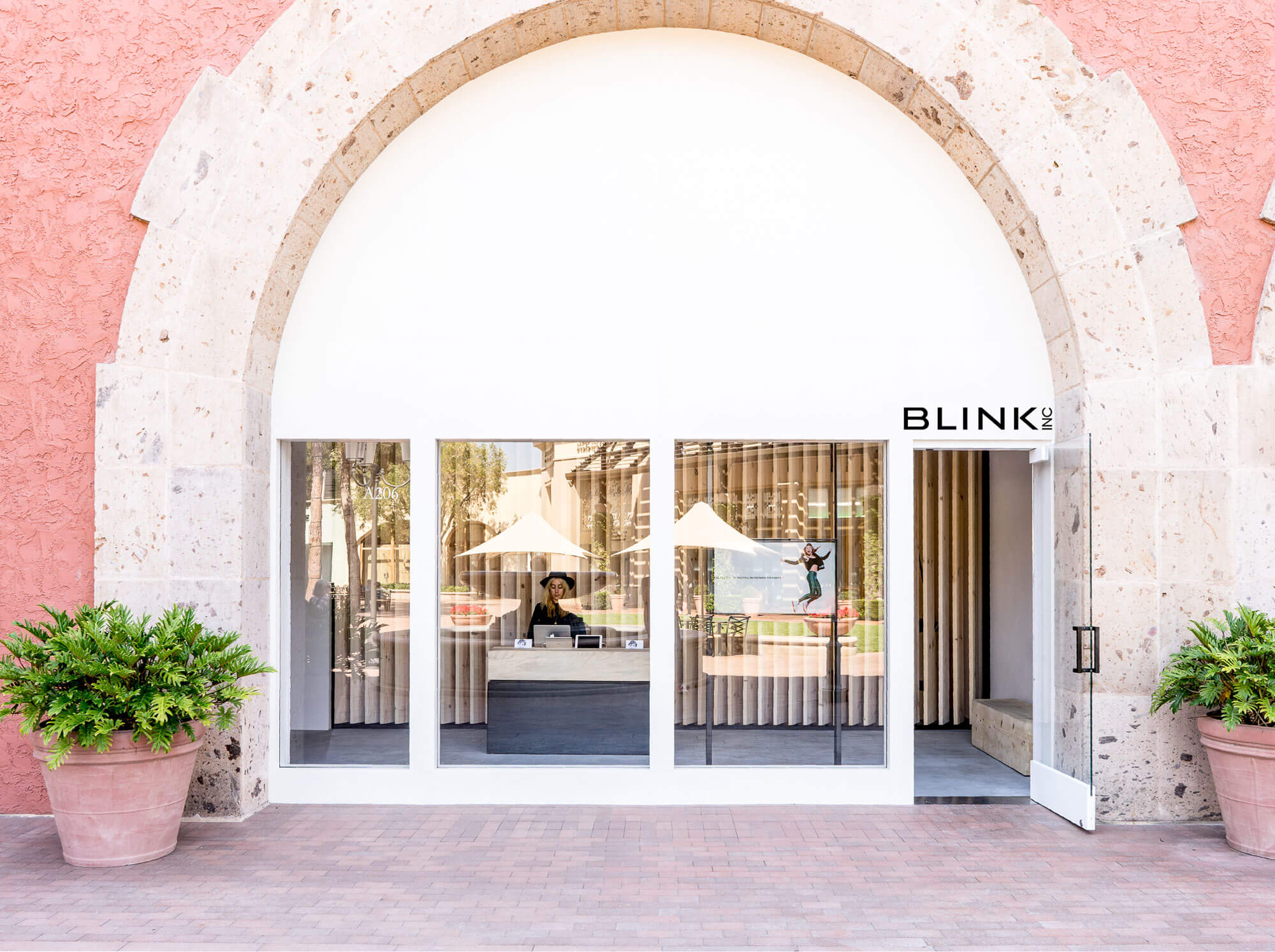 Blink inc rapt studio for 111 maiden lane salon san francisco