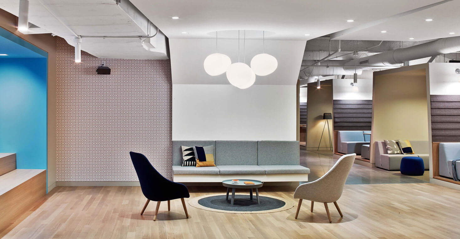 General catalyst rapt studio for 111 maiden lane salon san francisco