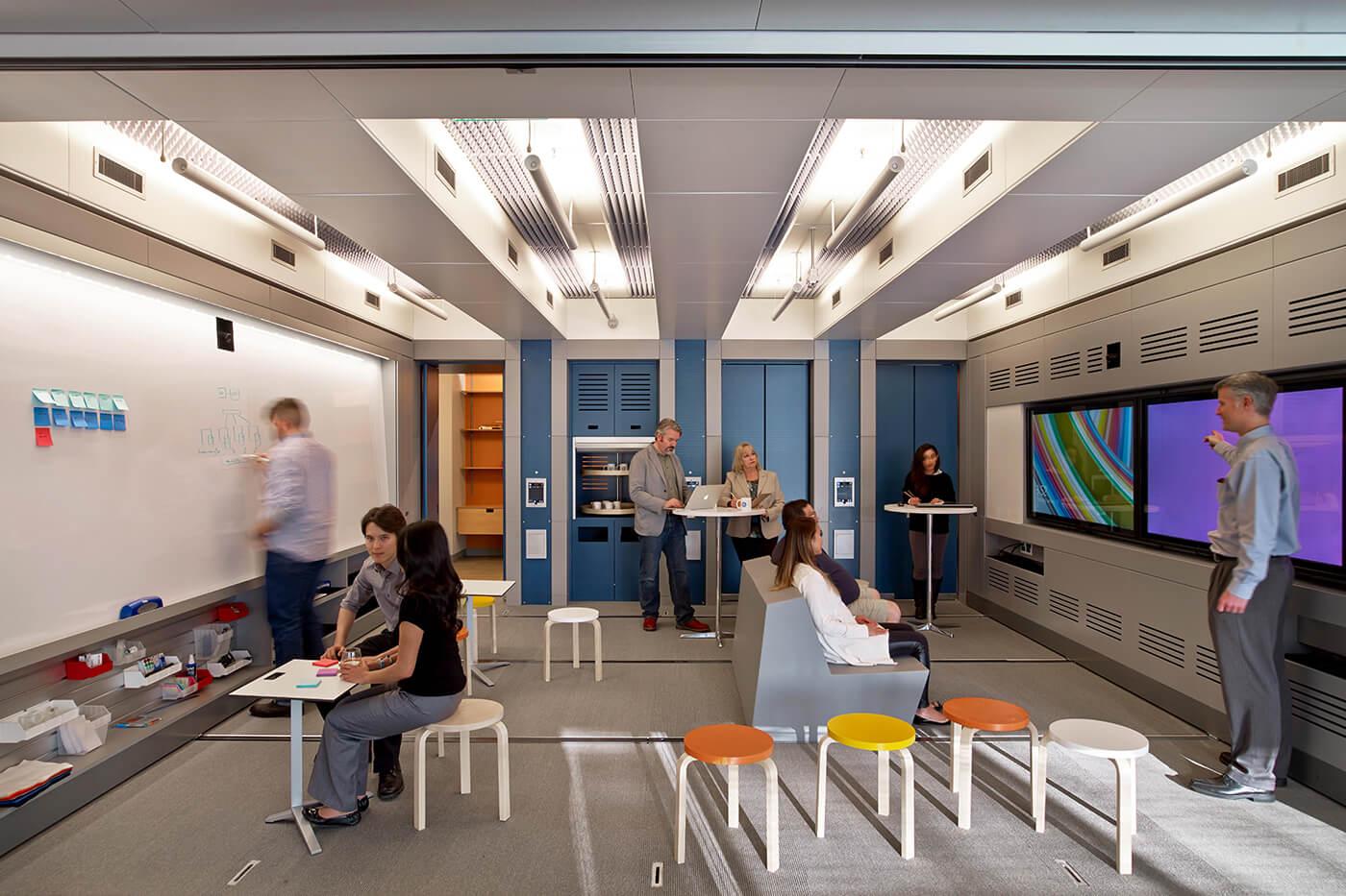 Ge design center rapt studio for 111 maiden lane salon san francisco