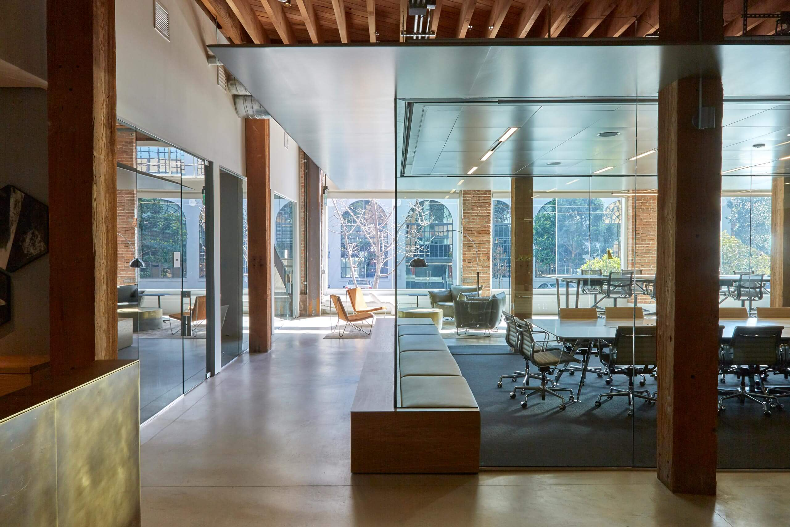 office design sf. making space for startups, entrepreneurs, and neighbors alike, general catalyst\u0027s office in south park was designed to build momentum open doors. design sf h