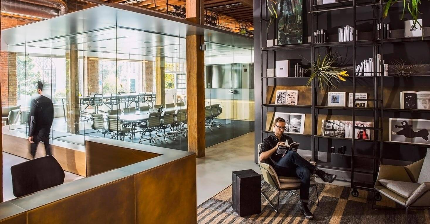 dropbox corporate office. General Catalyst A New Home In South Park. Dropbox Corporate Office